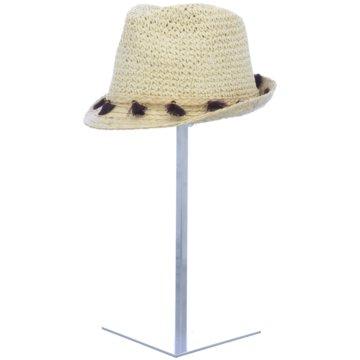 Seiden-Grohn Hut Damen braun