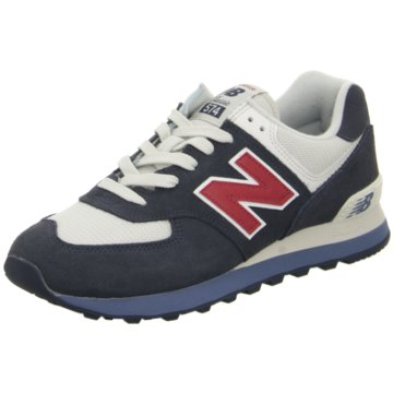 New Balance Sneaker Sports blau