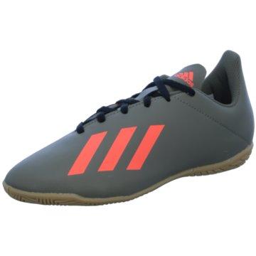 adidas Hallen-SohleX 19.4 IN J - EF8379 grün