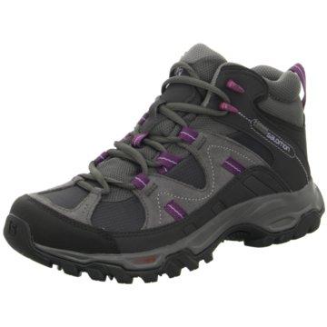 Salomon Outdoor Schuh grau
