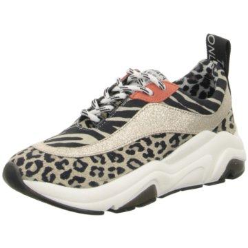 Meline Plateau Sneaker animal
