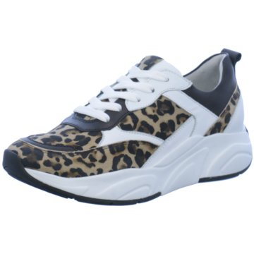 Kennel + Schmenger Plateau Sneaker beige
