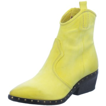 A.S.98 Stiefelette gelb