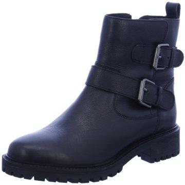 Geox Biker BootStiefel schwarz