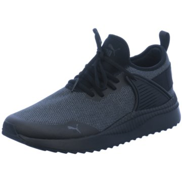 Puma Sneaker LowPacer Next Cage Knit schwarz
