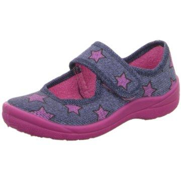 Fischer Schuhe Halbschuhe blau