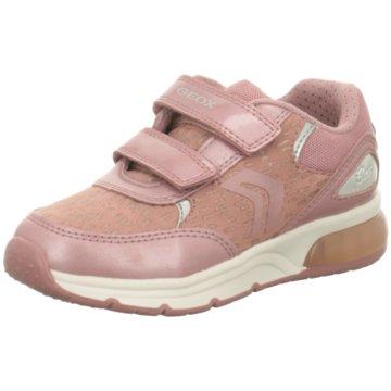Geox Klettschuh rosa