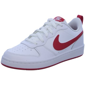 Nike Sneaker LowNike Court Borough Low 2 - BQ5448-103 weiß