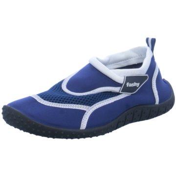 Fashy Outdoor Schuh blau