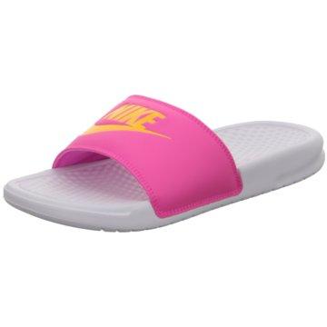 Nike Badelatsche pink