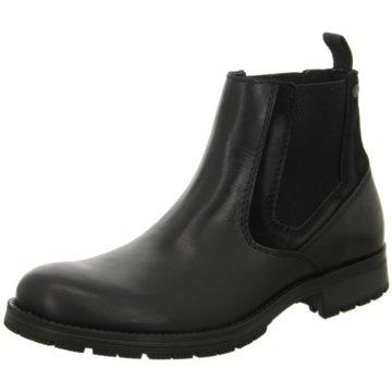 Jack & Jones Chelsea Boot schwarz