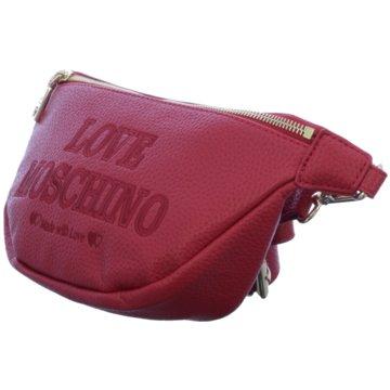 Love Moschino Taschen rot