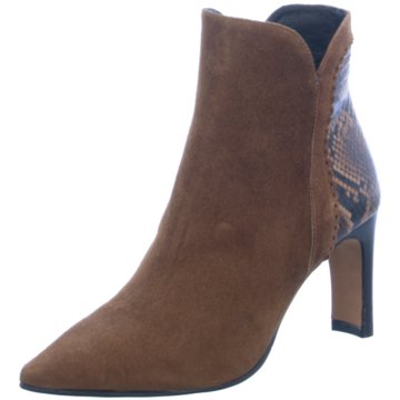 Zinda Ankle Boot braun