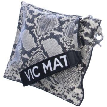 Vic Matié Clutch schwarz