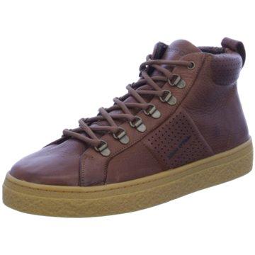 Marc O'Polo Sneaker High braun