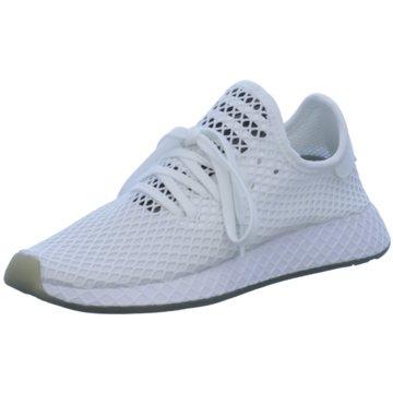 adidas Sneaker LowDeerupt Runner Sneaker weiß