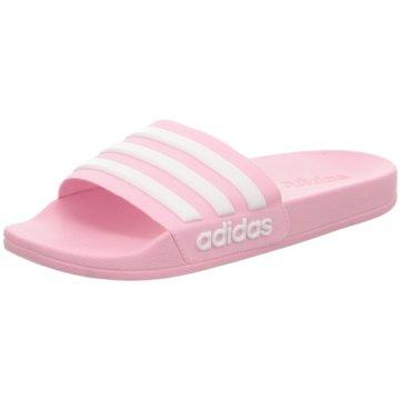 adidas Badelatsche pink