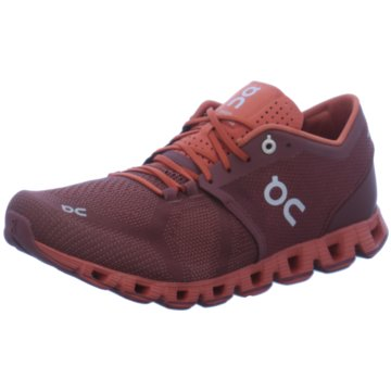 ON Sneaker Low rot