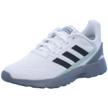 adidas RunningNEBULA ZED K weiß