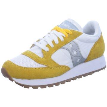 Saucony Sneaker Low gelb