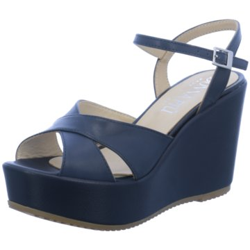 Donna Piu Sandalette blau