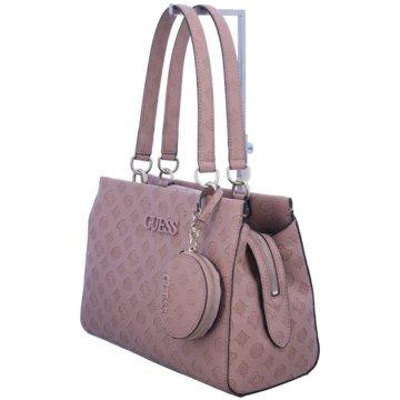 Guess Taschen Damen rosa