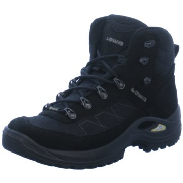 LOWA Outdoor Schuh schwarz