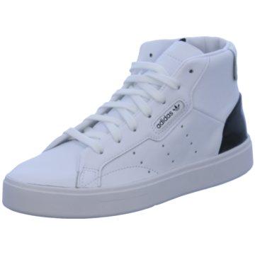 adidas Sneaker HighSLEEK MID W weiß