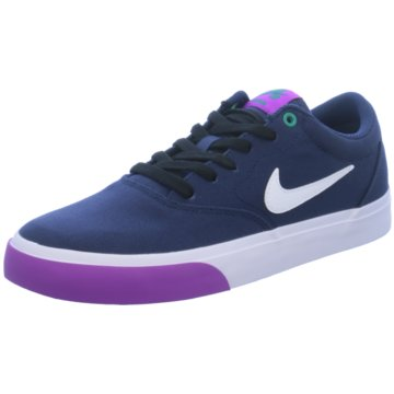 Nike SkaterschuhNike SB Charge Solarsoft Textile - CD6279-403 blau