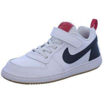 Nike Schnürschuh weiß