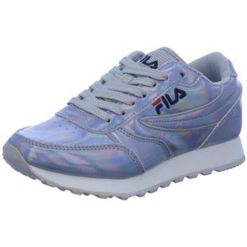 Fila Sneaker Low silber