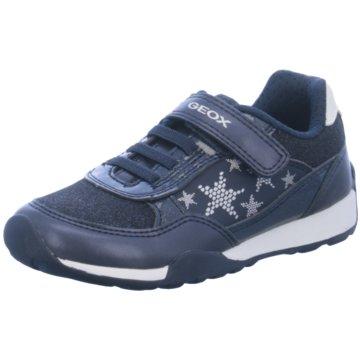 Geox Sportlicher SchnürschuhShine V blau