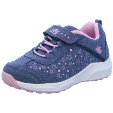 Lico Sneaker Low blau