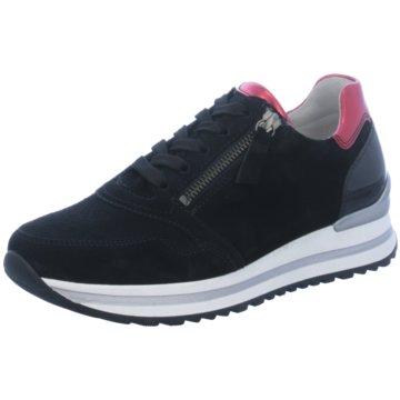 Gabor comfort Plateau Sneaker schwarz