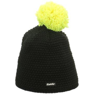 Eisbär Hüte & Mützen schwarz