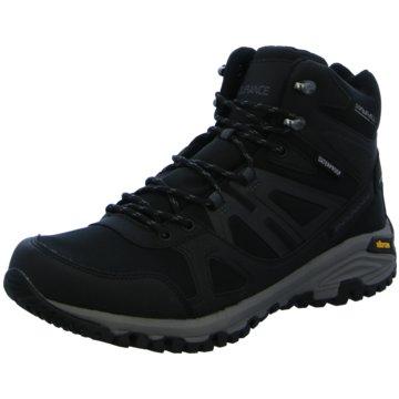 Endurance Outdoor Schuh schwarz
