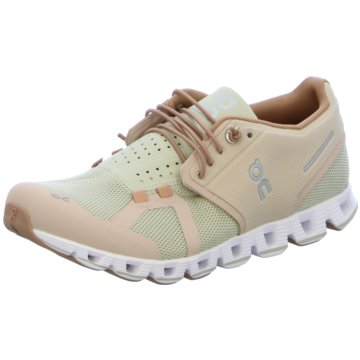 ON RunningCLOUD beige