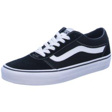 Vans Sneaker LowWard schwarz