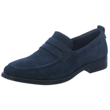 Ecco Business SlipperECCO MELBOURNE blau