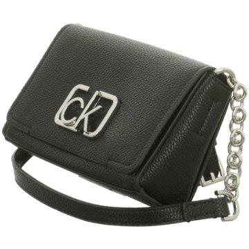 Calvin Klein Taschen Damen schwarz