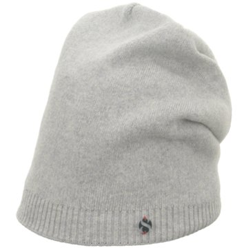 Seiden-Grohn Hüte, Mützen & Caps grau