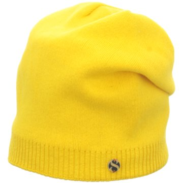 Seiden-Grohn Hüte & Mützen gelb