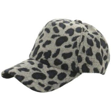 Seiden-Grohn Caps Damen grau