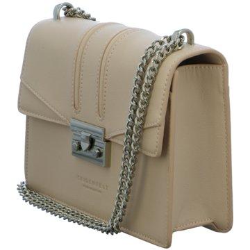 SEIDENFELT Taschen Damen beige
