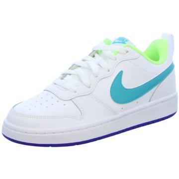 Nike Sneaker LowNike Court Borough Low 2 Big Kids' Shoe - BQ5448-105 weiß