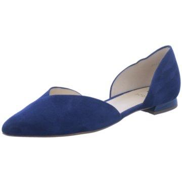 Högl Klassischer Ballerina blau