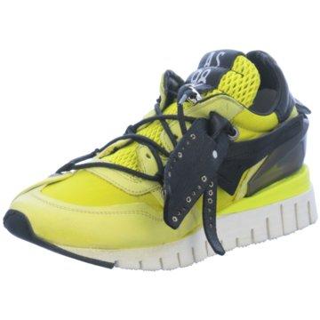 A.S.98 Sneaker Low gelb