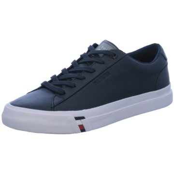 Tommy Hilfiger Sneaker LowCorporate Leather Sneaker blau