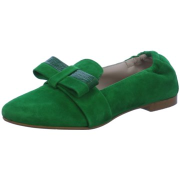Gianluca Pisati Klassischer Slipper grün