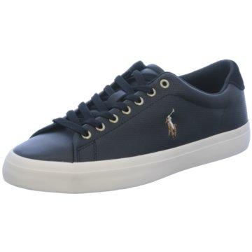 Ralph Lauren Sneaker Low schwarz